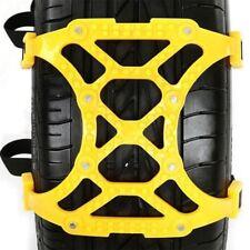Car Truck Adjustable Tire Tyre Anti-skid Belt Wheel Snow Ice Mud Chain Winter AP