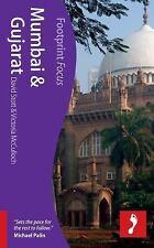 Mumbai & Gujarat (Footprint Focus)-ExLibrary