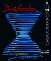 Diabolo: 28 Classical Audiophile Examples + Test Signals (Audio Only) [Blu-ray],