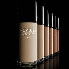 REVLON colorstay foundation with softflex combination/oily skin - 350 rich tan