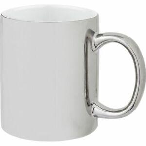 Tazza mug colazione in ceramica da 350 ml Gleam con esterno lucido 0TFZ