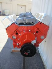 400 HP 383 Chevy Stroker Engine / Motor with New Cast Iron High Flow Heads