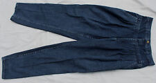vintage NWT  ladies jeans size 14 Lee Misses Casuals leather label