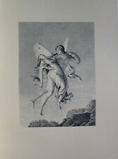 La Fontaine LES AMOURS DE PSYCHÉ ET DE CUPIDON Huit gravures de Moreau le jeune