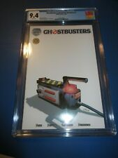 Ghostbusters Convention Exclusive #1 88MPH Variant CGC 9.4 NM Beauty Con RARE!
