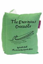Roald Dahl Enormous Crocodile Book Cushion