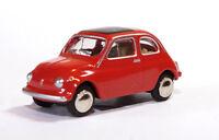 #09550 - BUB Bubmobil Fiat 500 - rot - 1:87
