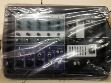 Wharfedale Pro PMX500 Mixer Amplificato 150 watt 4 Ingressi Microfono
