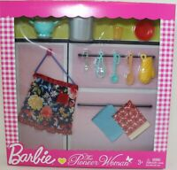 Barbie The Pioneer Woman Ree Drummond Cooking Accessory Set Pasta