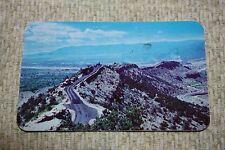 Vintage Postcard Famous Skyline Drive At Canon City, Colorado