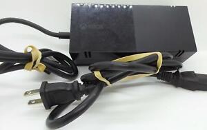 Genuine Microsoft Xbox One Power Supply Brick Adapter + AC
