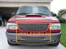 For 95 96 97 98 Ford Explorer Billet Grille Combo Inserts