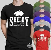 SHELBY COMPANY LTD Mens T Shirt Peaky Order Of By Thomas Blinder TV 1919 Top
