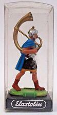 Elastolin Preiser #7204 ROMAN CENTURION HORN 7cm 1:24 soldier figure MINT IN BOX