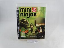 MINI NINJAS - SONY PS3 PLAYSTATION 3 - PAL ITA ITALIANO COMPLETO ORIGINALE