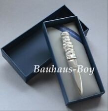 KILT PIN SOLID PEWTER SGIAN DUBH DESIGN MADE IN SCOTLAND MENS Sgian Dubh Company