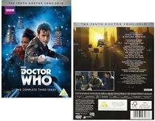 DR WHO 2007 Series 3+2006 CHRISTMAS Doctor David TENNANT + Martha  Season DVD UK