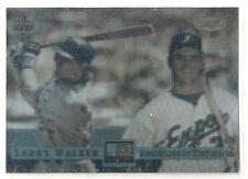 1994 Upper Deck Denny's Hologram - #28 - Larry Walker - Montreal Expos