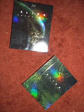 Alien Anthology Blu-ray Disc 2010 6-Disc Set  Aliens Alien3 Resurrection