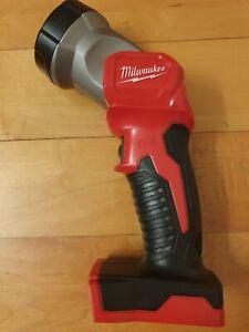 Milwaukee 2735-20 LED Flashlight M18 Cordless 18 Volt Li-Ion Work Light