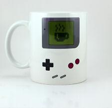 DIGITAL GAMEBOY COFFEE - 11 oz Ceramic Tea Cup Mug NINTENDO Game Boy NES Tetris