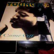 "YOUNG MC - COME OFF - 12"" VINYL SEALED 1990 - HIP HOP- MINT- PIC COV, 1ST PRESS"