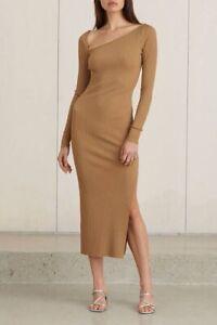 Bec & Bridge Iman Midi Dress Size 6   RRP $280