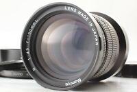[MINT w/hood] Mamiya N 150mm f4.5 L  Manual MF Lens For Mamiya 7 7II from Japan