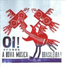 VARIOUS ARTISTS - OI A NOVA MUSICA BRASILEIRA USED - VERY GOOD CD