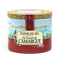 Le Saunier de Camargue Fleur de Sel Salz in 125g Dose - Meersalz aus Frankreich