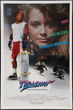 Thrashin Movie Mini Poster 11inx17in (28cm x43cm)