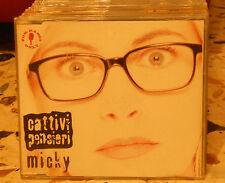 CATTIVI PENSIERI - MICKY 3'36 - copia uso promozionale - arra. NCOLO' FRAGILE