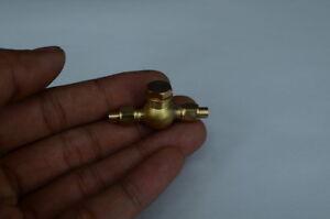 P6A Check Valves 1 / 4x40 Thread 3mm pipe
