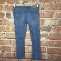Aeropostale Bayla Skinny Womens Jeans Juniors Size 9/10 Short 27 Inseam