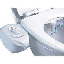 Luxe Bidet Kitchen & Bath Fixtures MB110 Fresh Water Spray Non-Electric Toilet