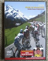 2003 Tour of Romandie World Cycling Productions 2 DVD Tyler Hamilton clean