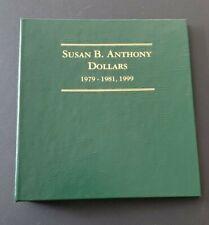 Littelton Susan B Anthony Dollars Album 1979-1981, 1999