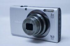 Canon PowerShot A2300 16.0MP Digital Camera - Silver