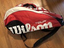 Wilson Pro 6 Racquet Tennis Bag
