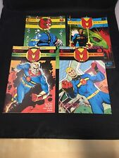 Miracleman # 3 -6 Alan Moore Eclipse Comics 1985 4 Issues VF
