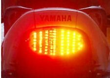 Yamaha V-STAR 650/1100 & YZF600R Integrated LED Taillight with Smoked Lens