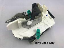 Jeep Wrangler JK Lock Latch REAR LEFT 4589023AL MOPAR NEW OEM