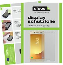 6x Samsung Galaxy J5 Pro (2017) Protector de Pantalla protectores mate dipos