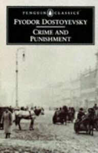 Crime And Punishment (Classics S.) by Dostoyevsky, Fyodor Paperback Book The