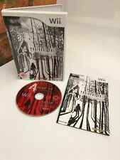 Resident Evil 4 (Nintendo Wii, 2007) Complete