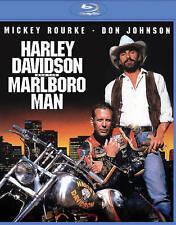 HARLEY DAVIDSON AND THE MARLBORO MAN (NEW BLU-RAY)