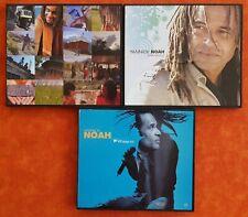 Yannick NOAH. lot 3 CD avec livret , musique. ETAT PARFAIT