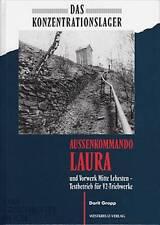 Gropp: Aussenkommando Laura, Außenlager d Konzentrationslager Buchenwald (KZ,V2)