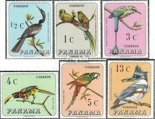 Panama 989-994 (complete.issue.) unmounted mint / never hinged 1967 Locals Birds
