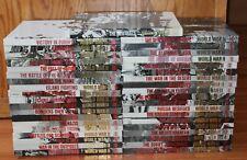 Complete Set of all 39  Time Life World War II Hardback Books